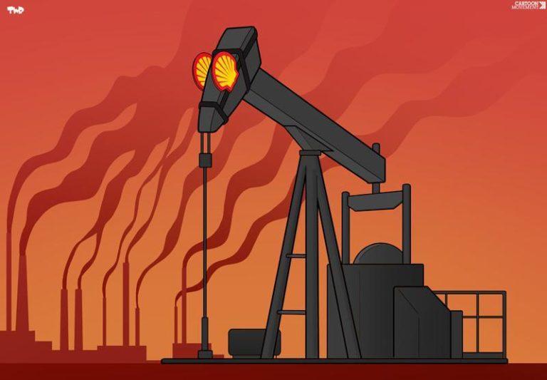 Shell en Sudamérica, la expansión extrema