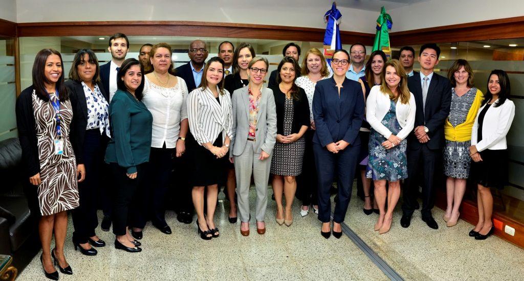 República Dominicana y Brasil  evaluaron proyectos de cooperación bilateral
