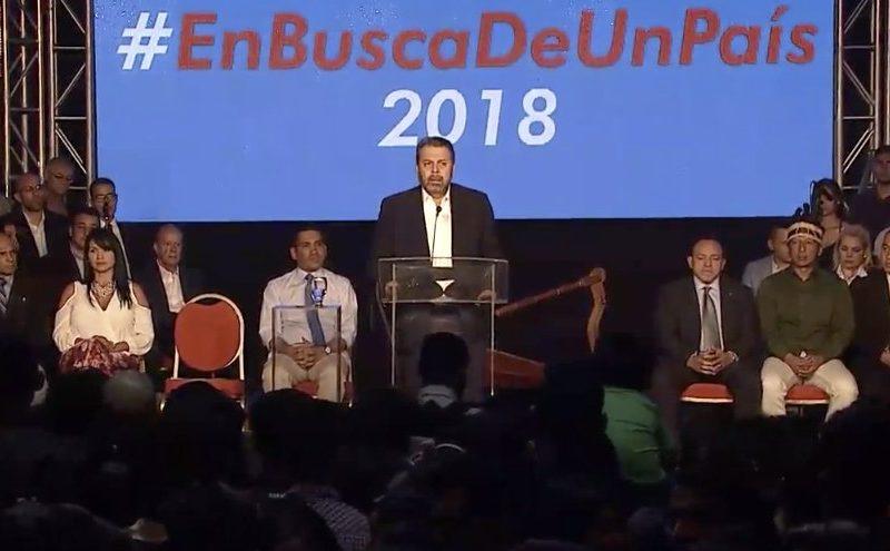 """Dirigente opositor  venezolano asegura que  """"no participar en elecciones es un suicidio colectivo"""""""