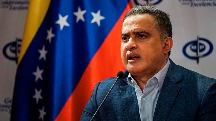 Fiscal General de la República Bolivariuana de Venezuela. Foto: web