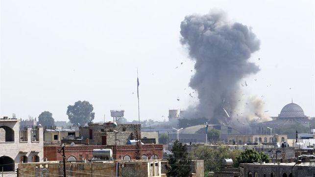 Efectivos Somalíes y militares de Estados Unidos bombardearon regiones cerca de Jilib