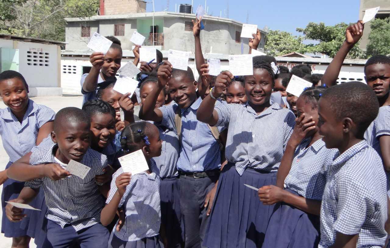Haití lanza jornada nacional de vacunación contra la difteria
