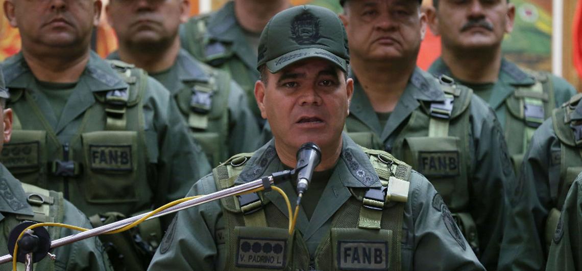 Ministro de Defensa venezolano rechazó solicitudes injerencistas
