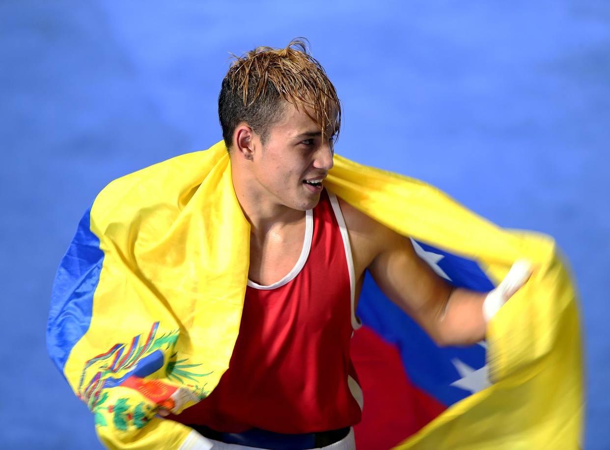 Por votación popular eligen a pugilista para ser abanderado de Venezuela en los Juegos Suramericanos