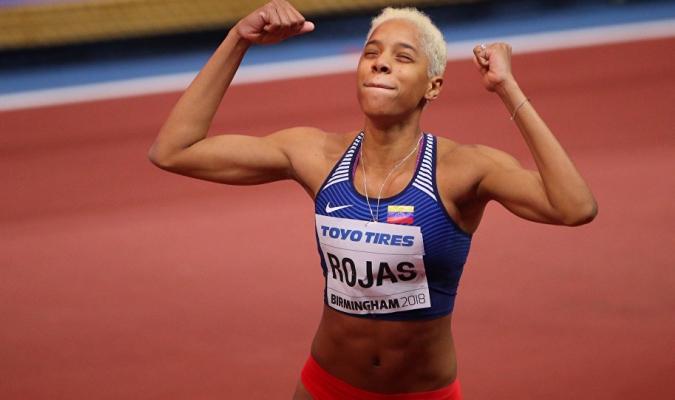 Yulimar Rojas será la cara de Venezuela en los Juegos de la Juventud