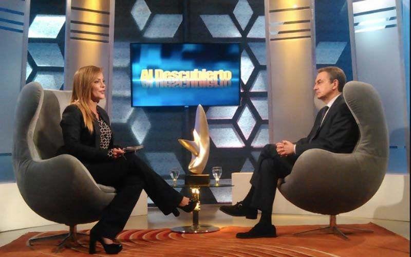 Zapatero afirma que Venezuela necesita un gran acuerdo político