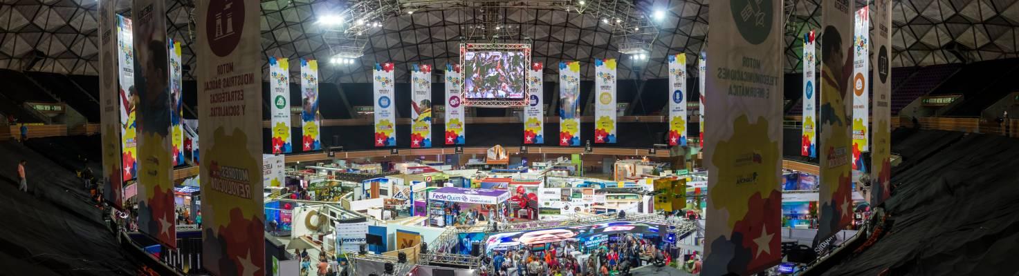 Expo Venezuela Potencia 2018 estará en el Poliedro de Caracas hasta el 29 de abril