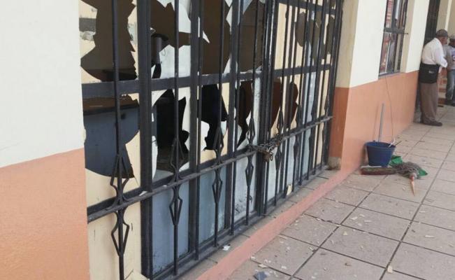 24 funcionarios fueron secuestrados en Chiapas por indígenas