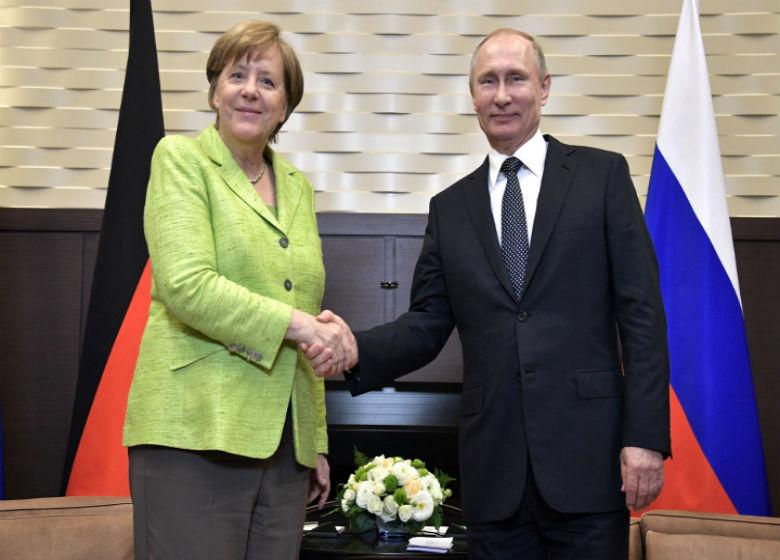 Berlín preocupado por nuevas sanciones de EEUU a Rusia
