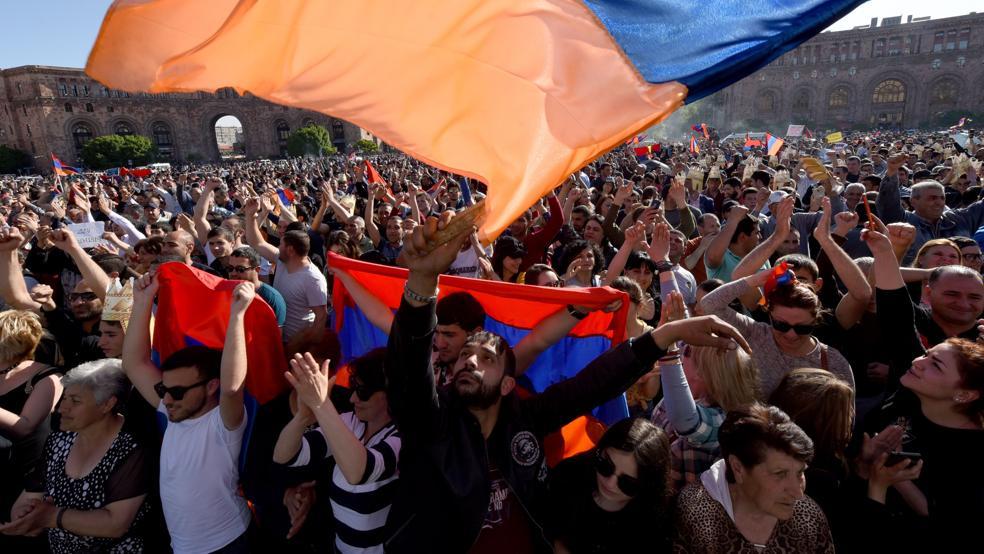 Estados Unidos desmiente que desconozca manifestaciones en Armenia