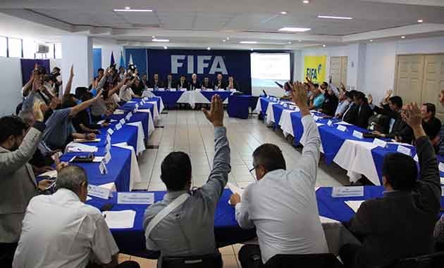 Guatemala aprueba los estatutos de FIFA para poder competir a nivel internacional