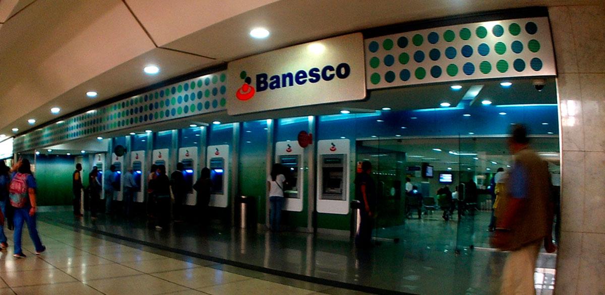 Gobierno venezolano abre investigación al banco Banesco