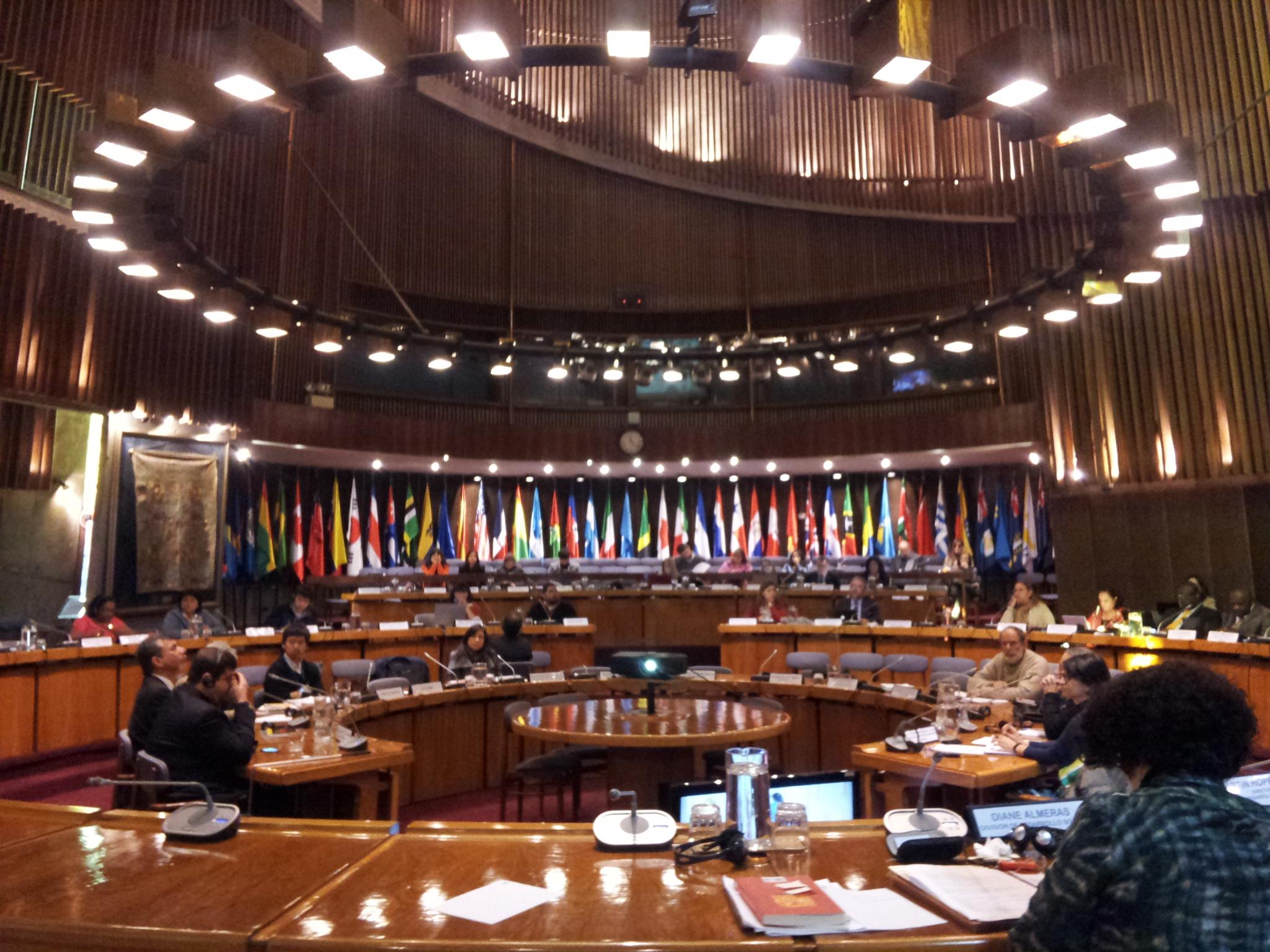 Cepal indica que América Latina y el Caribe crecerá 2,2% este año