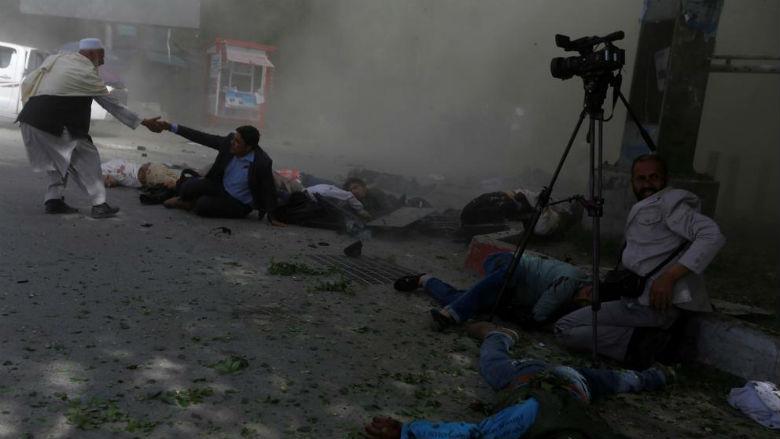 Estado Islámico asume la autoría del doble atentado en Kabul