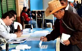 Guatemaltecos votarán para decidir destino de la disputa territorial con Belice