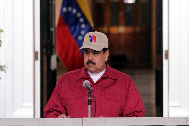 Maduro afirma que Santos «se burla» de acuerdos de paz con exguerrilla