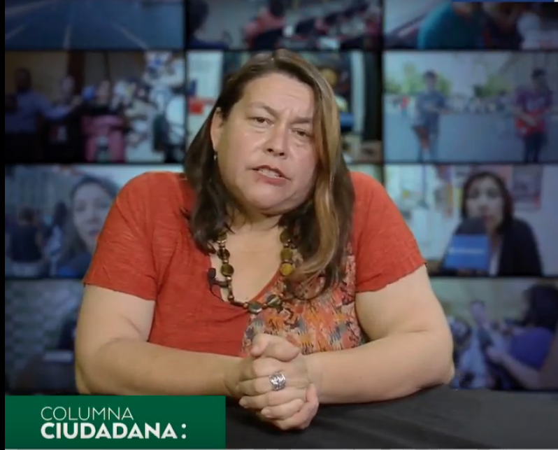 La impunidad de los violadores a los DD.HH. permite que Urrutia sea diputado o Patricia Maldonado panelista de televisión