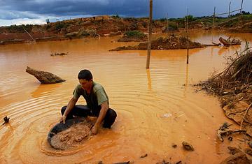 Venezuela implementa nuevas tecnologías para reducir el impacto ambiental minero