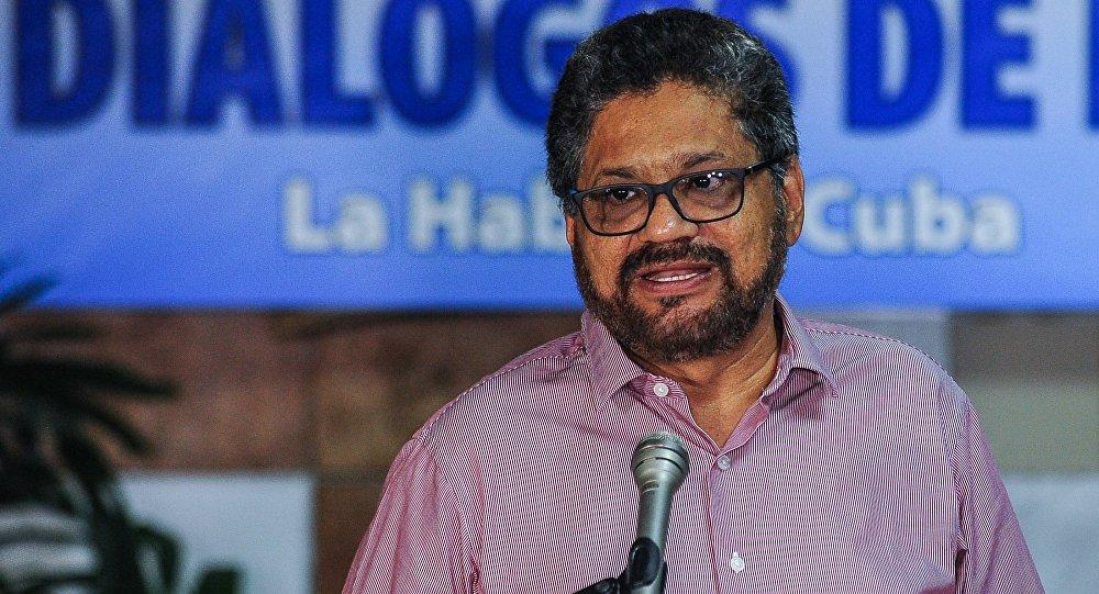 Colombia desmiente supuesta pesquisa a Iván Márquez