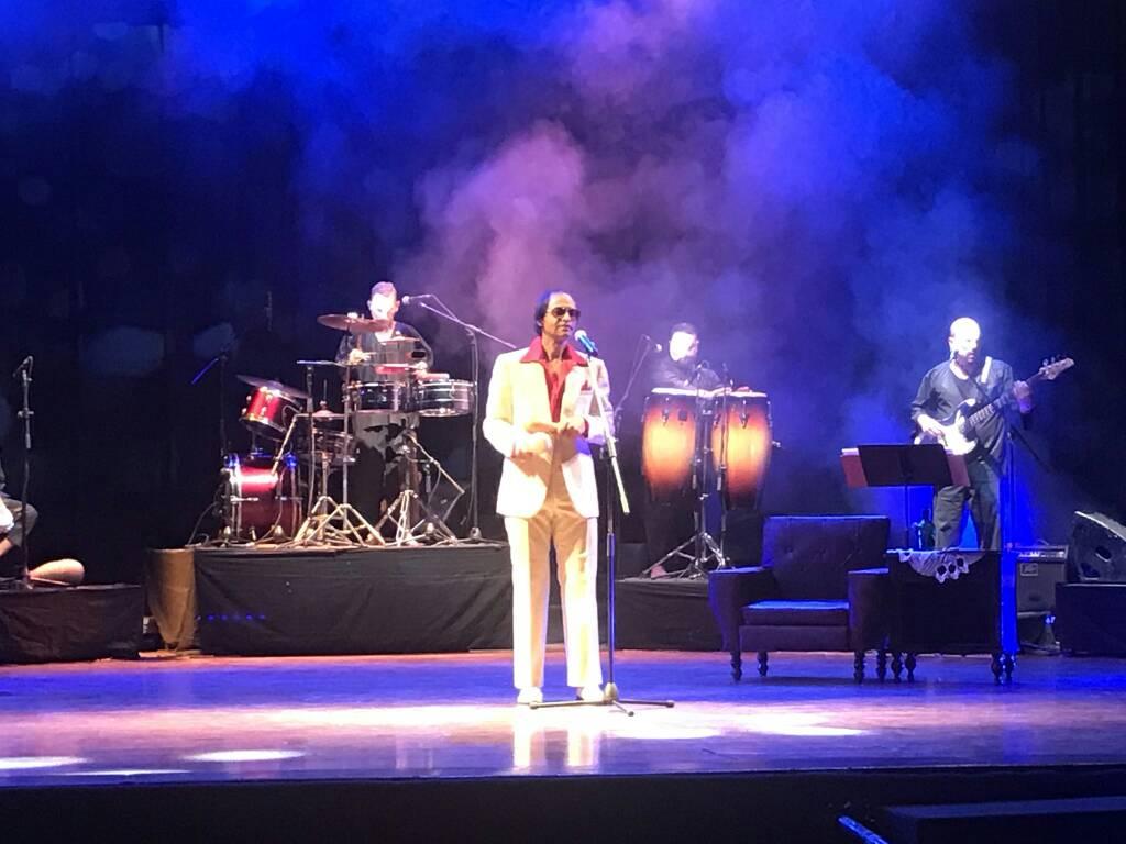 ¡Listo! Con musical de Héctor Lavoe se inauguró el Festival Internacional de Teatro de Caracas