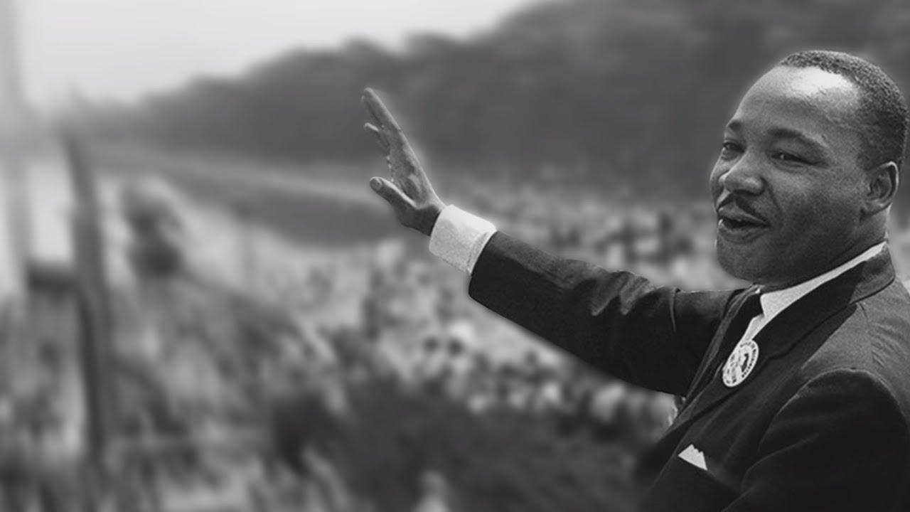 ¡Viva Martin Luther King!