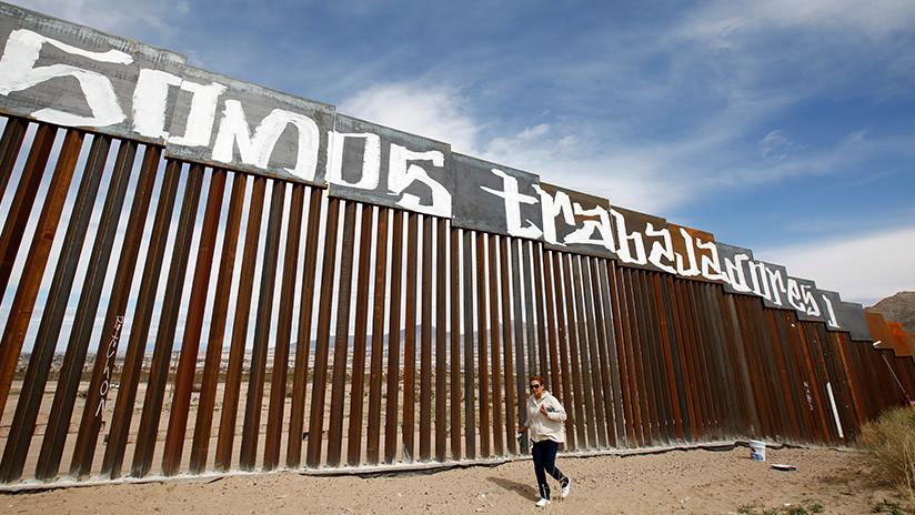 México: 1600 soldados estadounidenses son enviados hacia la frontera