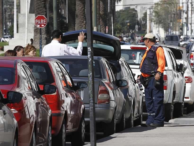 Movimiento ciudadano se va con todo contra los abusivos contratos de los parquímetros en Valparaíso