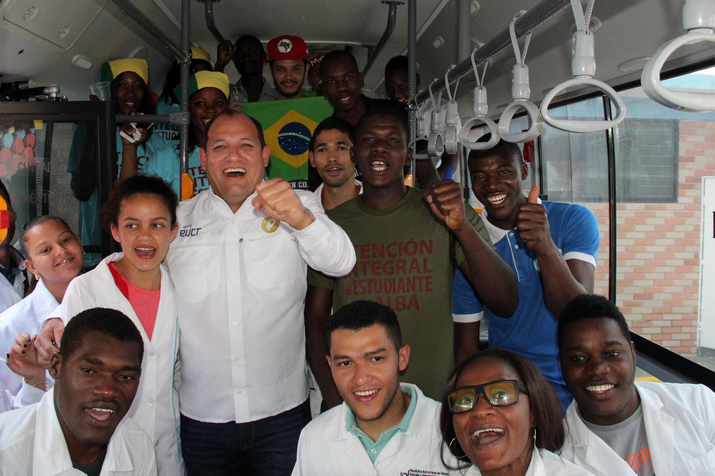 ELAM Venezuela duplicará matrícula y ampliará servicios estudiantiles