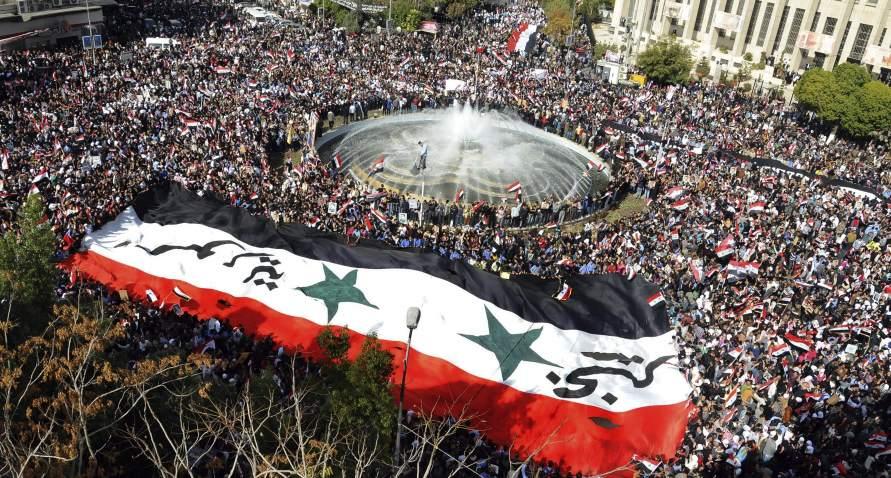 Siria celebra los 72 años de su independencia con agresión norteamericana