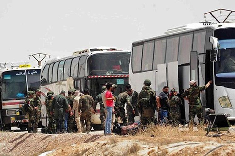 Estado Islámico anunció su rendición ante ofensiva del Ejército sirio