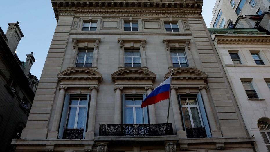 Diplomáticos estadounidenses violentaron residencia del cónsul ruso en Seattle