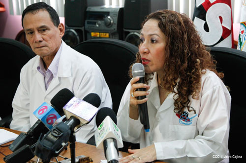 Parlamentarios franceses reconocen avances del sistema de salud nicaragüense
