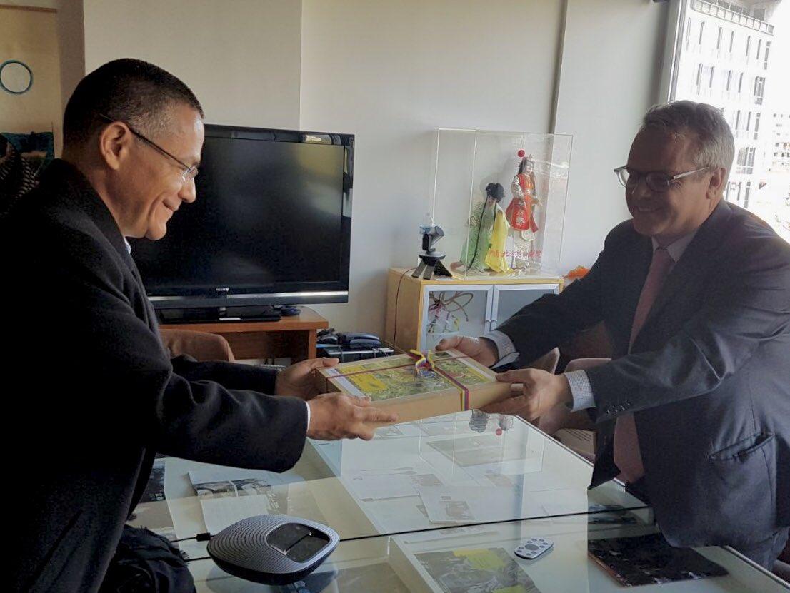 Venezuela oficializó ante la Unesco solicitud de declaración de la palma bendita como Patrimonio de la Humanidad