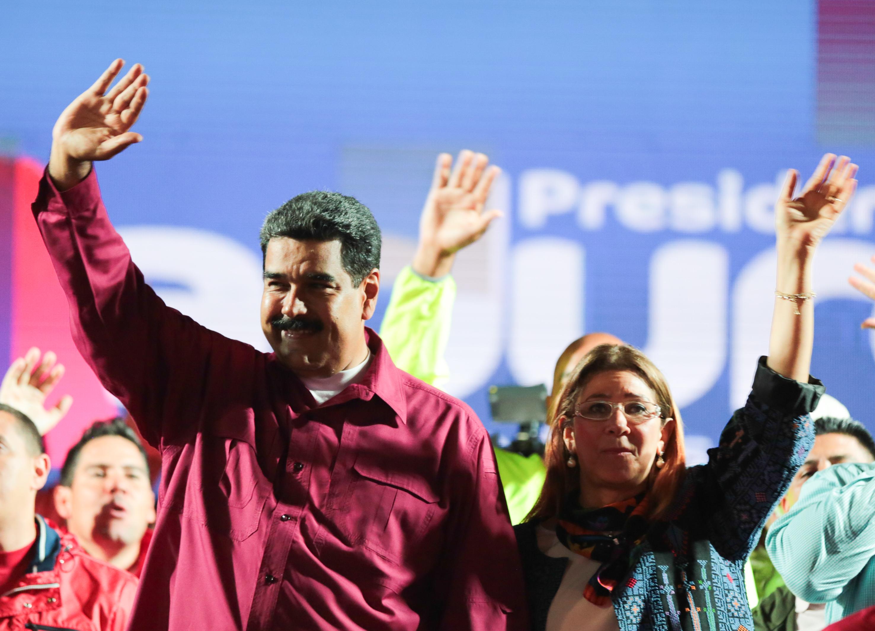 Maduro obtiene más de 6 millones de votos