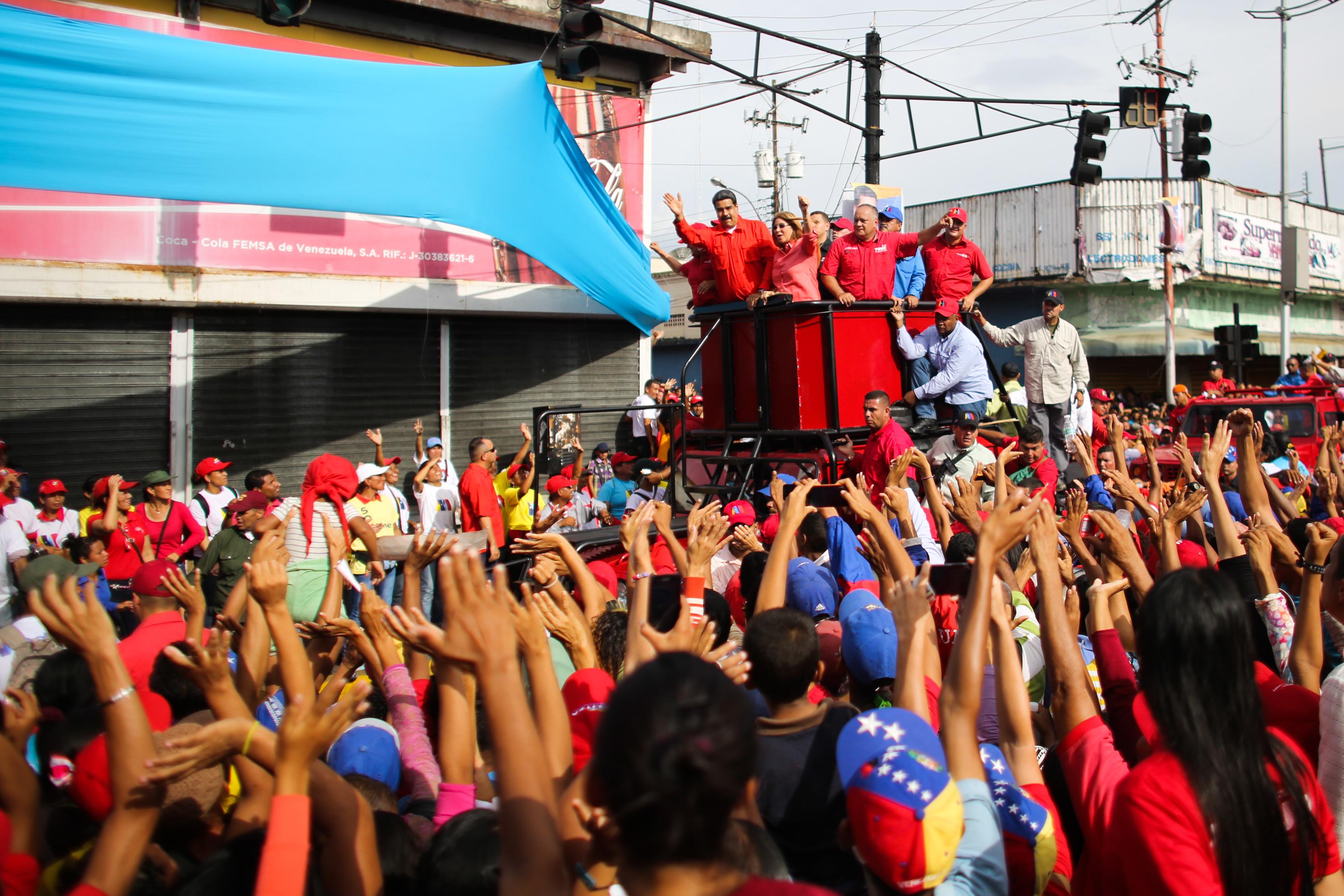 Diosdado Cabello pidió máxima movilización y organización de las fuerzas revolucionarias