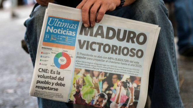 Oposición fracasó en desmontar la legitimidad democrática en Venezuela