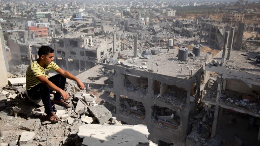 ONU: La Franja de Gaza se encuentra al borde del «colapso total»