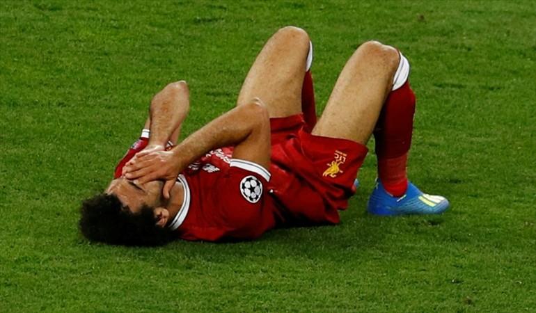 Mohamed Salah afirma que llegará al mundial pese a lesión