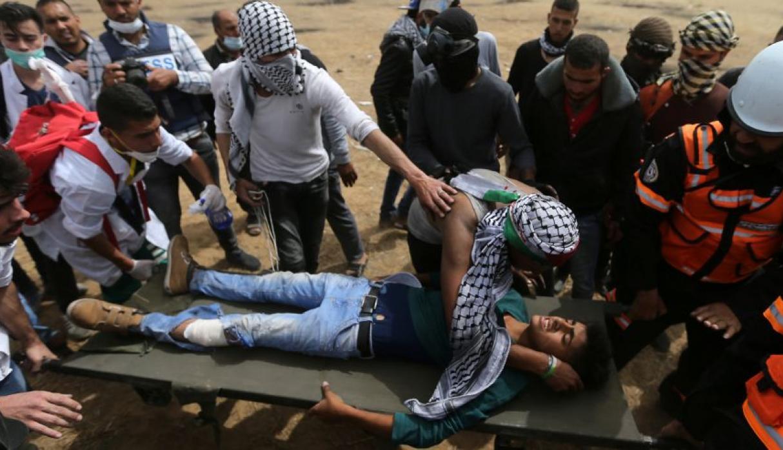 Dos palestinos se suman a la cifra de fallecidos por la masacre israelí en Gaza