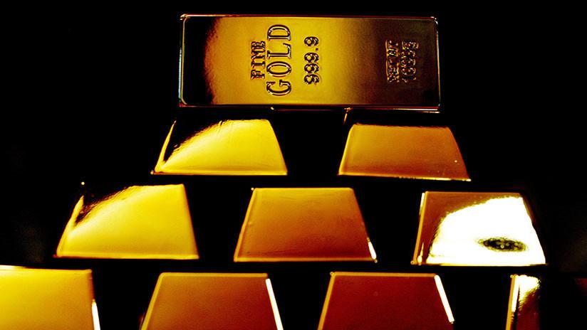 Rusia se convierte en el quinto país con mayor reservas de oro