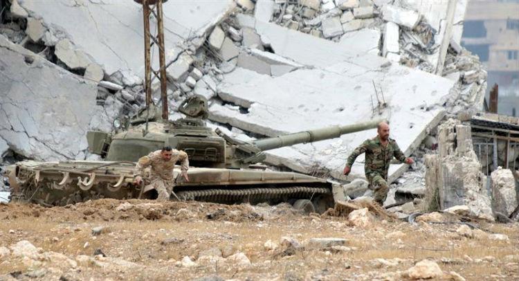 Al menos 23 muertos en bombardeos en zona noreste de Siria
