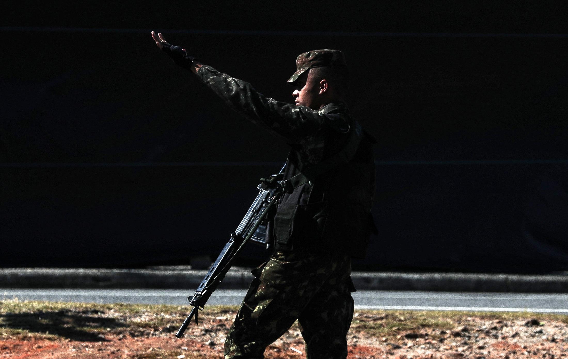 Detienen en Sao Paulo a presunto líder del mayor grupo criminal de Brasil