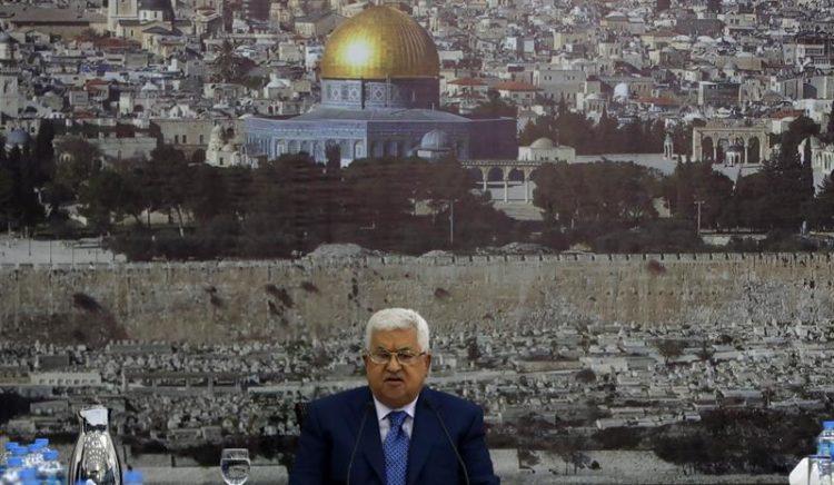 El Presidente palestino hospitalizado para una cirugía menor