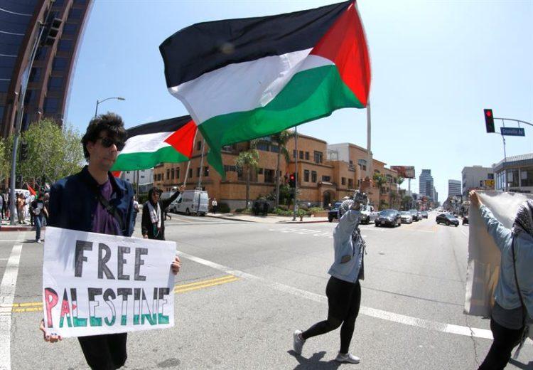 Huelga general y duelo en Palestina en el 70 aniversario de la Nakba
