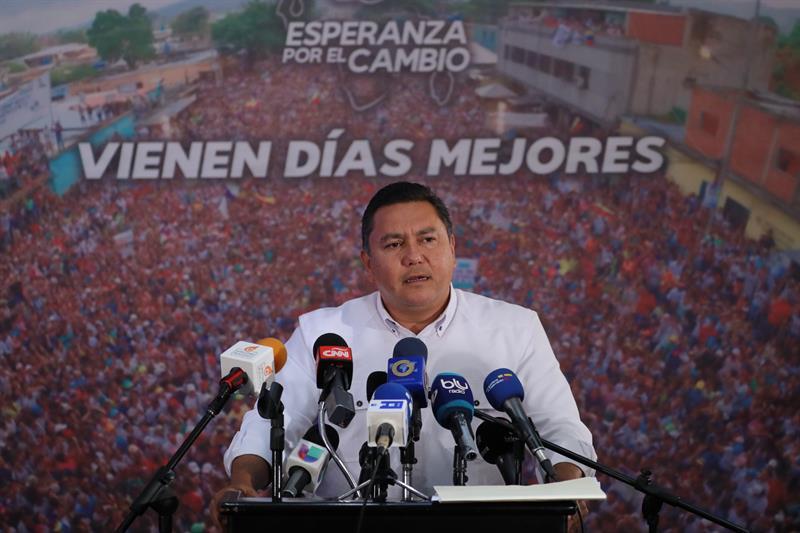 Bertucci reconoce victoria de Maduro y achaca derrota opositora a abstención