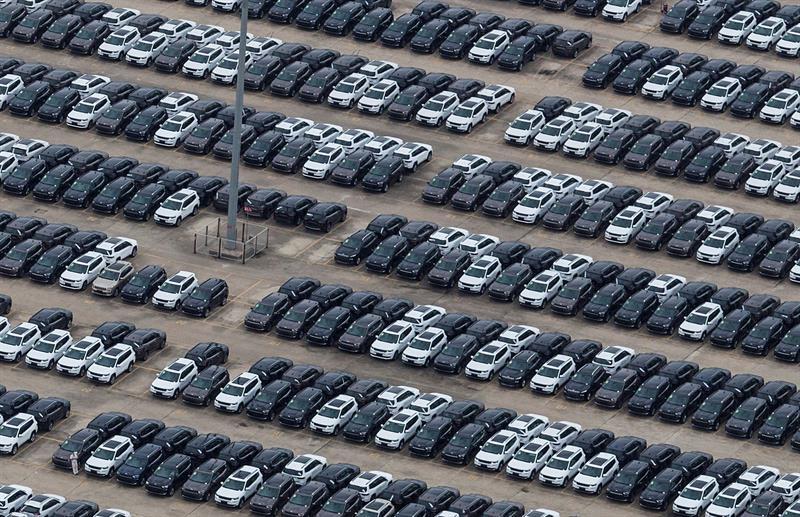 China reducirá aranceles sobre importaciones de automóviles desde julio