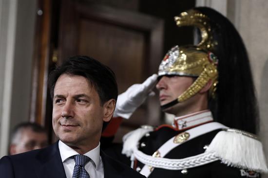 Conte, otro Primer Ministro italiano que no es elegido por la gente