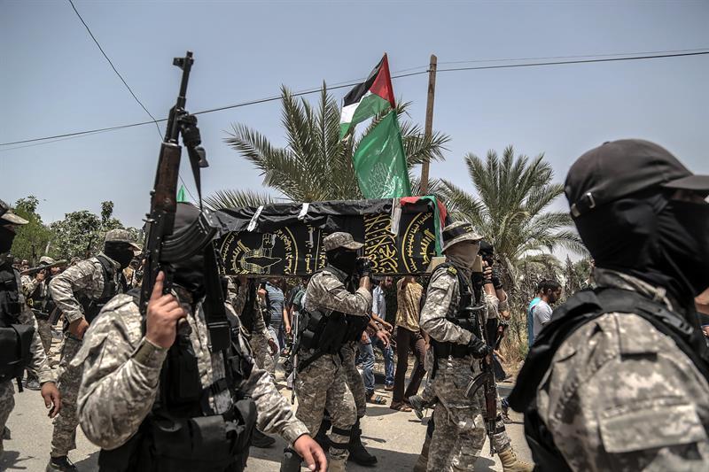 """Ejército israelí apresa un dron """"con explosivos"""" procedente de Gaza"""
