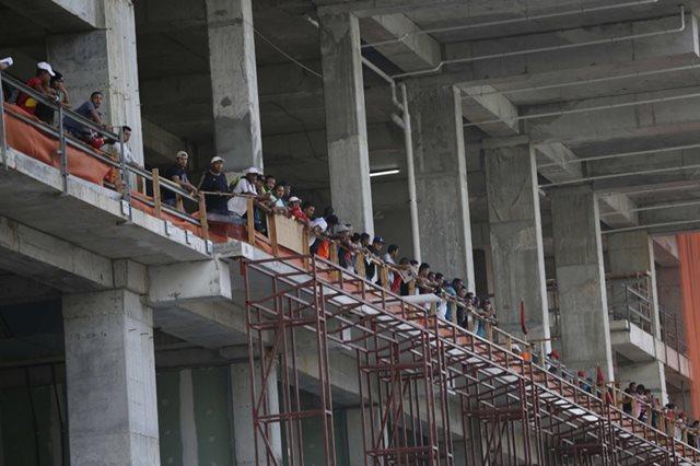 Sindicato de la construcción de Panamá rechaza arbitraje y mantiene huelga
