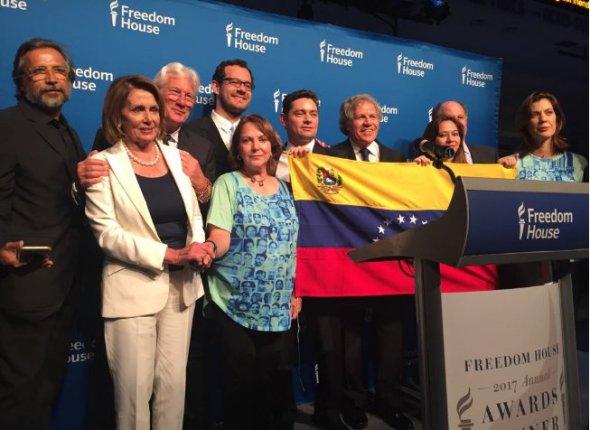 Freedom House carga sus baterías contra Venezuela